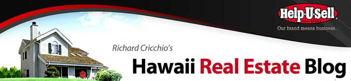 Richard Cricchio's Hawaii Real Estate Blog